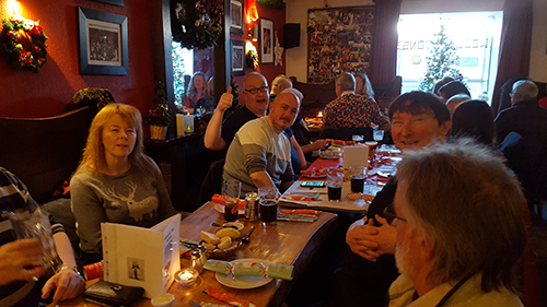 Christmas Lunch 2017
