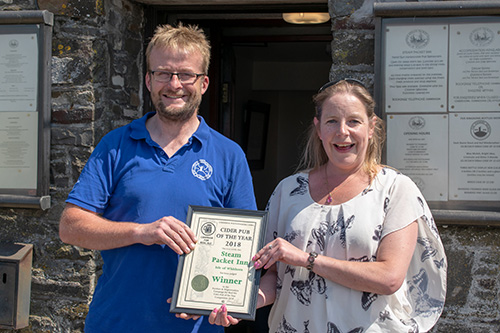 Branch Cider Pub of the Year
