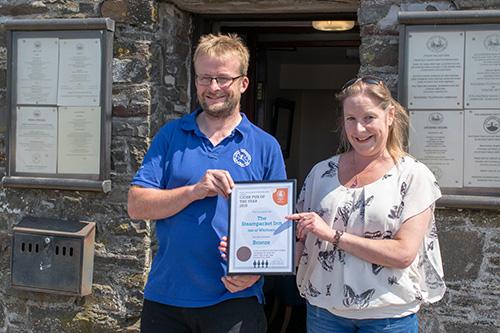 Scottish Cider Pub of the Year Bronze Award