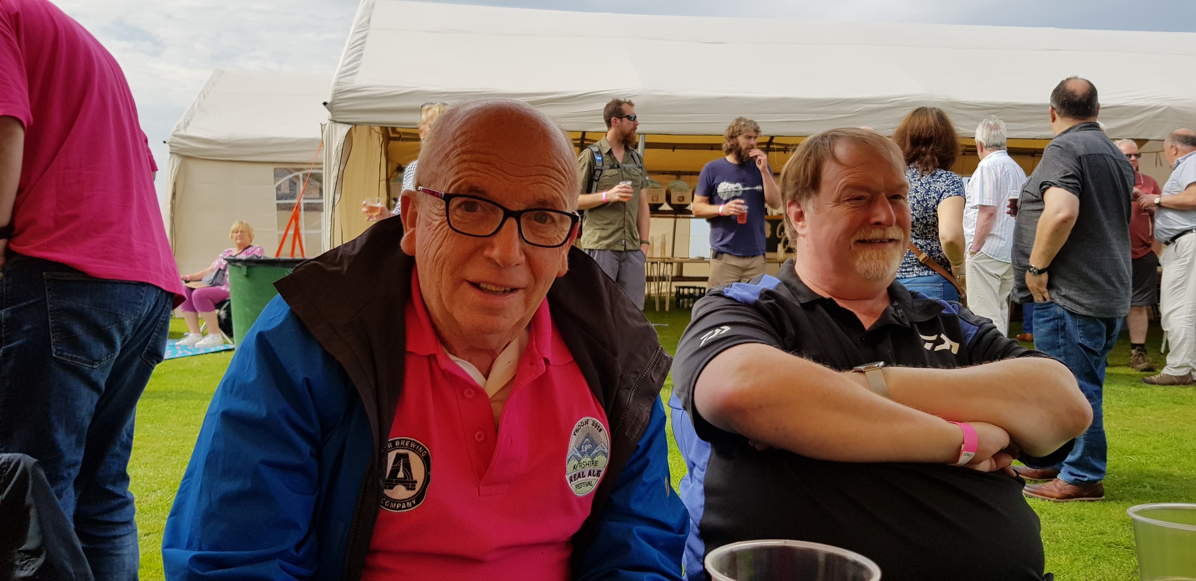 Arran Beer Festival in August 2019