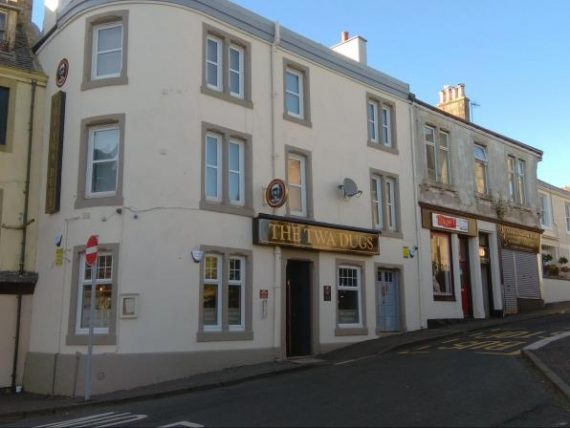 Pub 1 - Twa Dugs, West Kilbride
