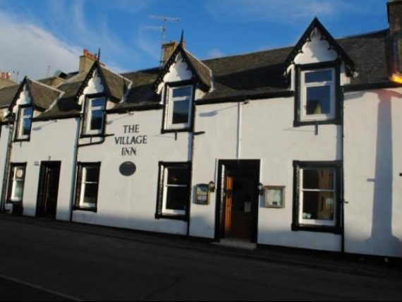 Pub 2 - Village Inn, Fairlie